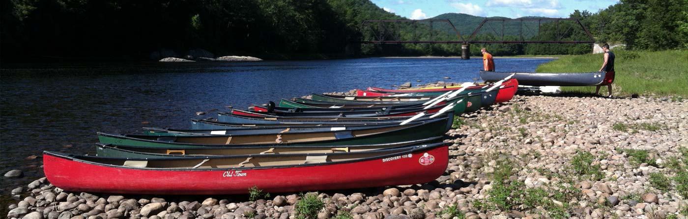 canoe rentals upstate ny