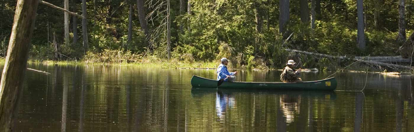 canoe trips in the adirondacks