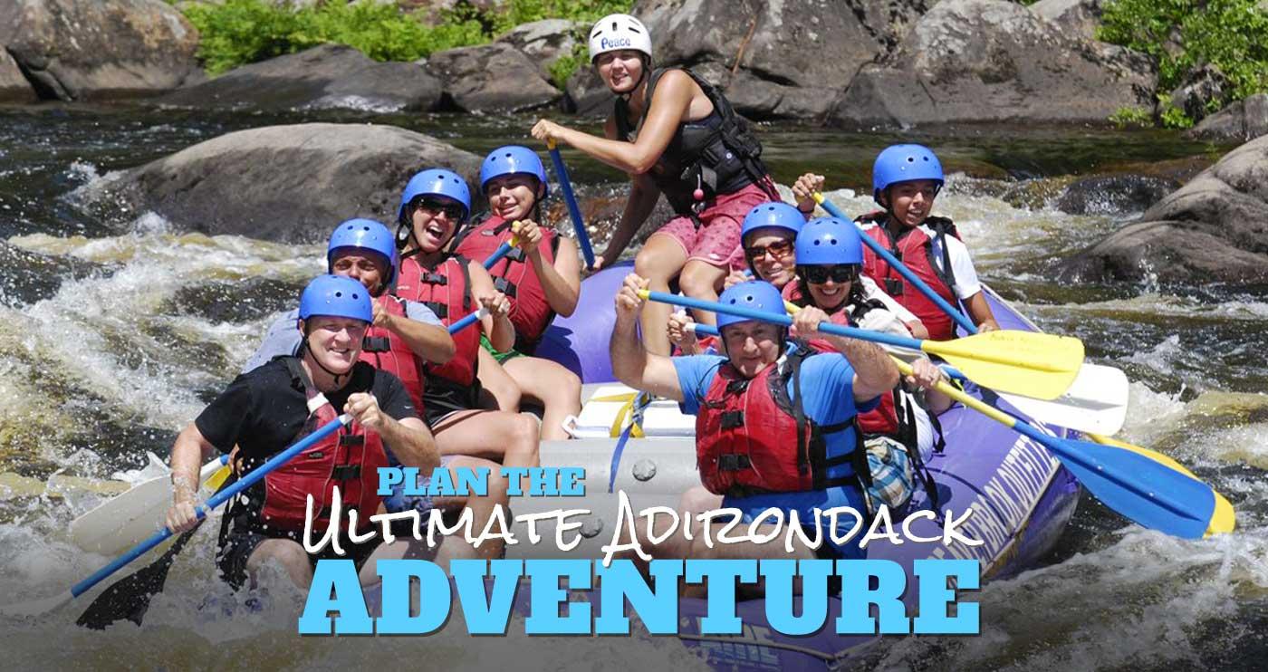 Ultimate Adirondack Adventure